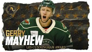 2019-20 Cunningham Award: Gerry Mayhew