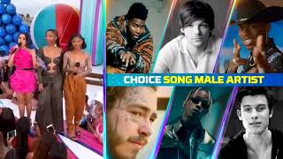 Louis Tomlinson Wins Teen Choice Awards 2019 For Song Two Of Us 😍😍