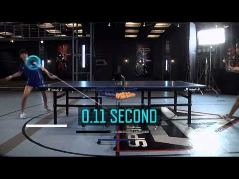 Table Tennis – Sports Science