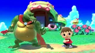 the new king k. Rool theme brings tears to my eyes..