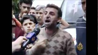 """From Mohamed to Bashar .. """"I am a human being, not an animal""""!!"""