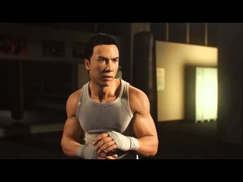 Lý Tiểu Long vs Chung Tử Đơn (Animation) - Làm 3D kinh thật