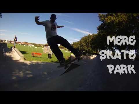 Warminster and Mere skate parks