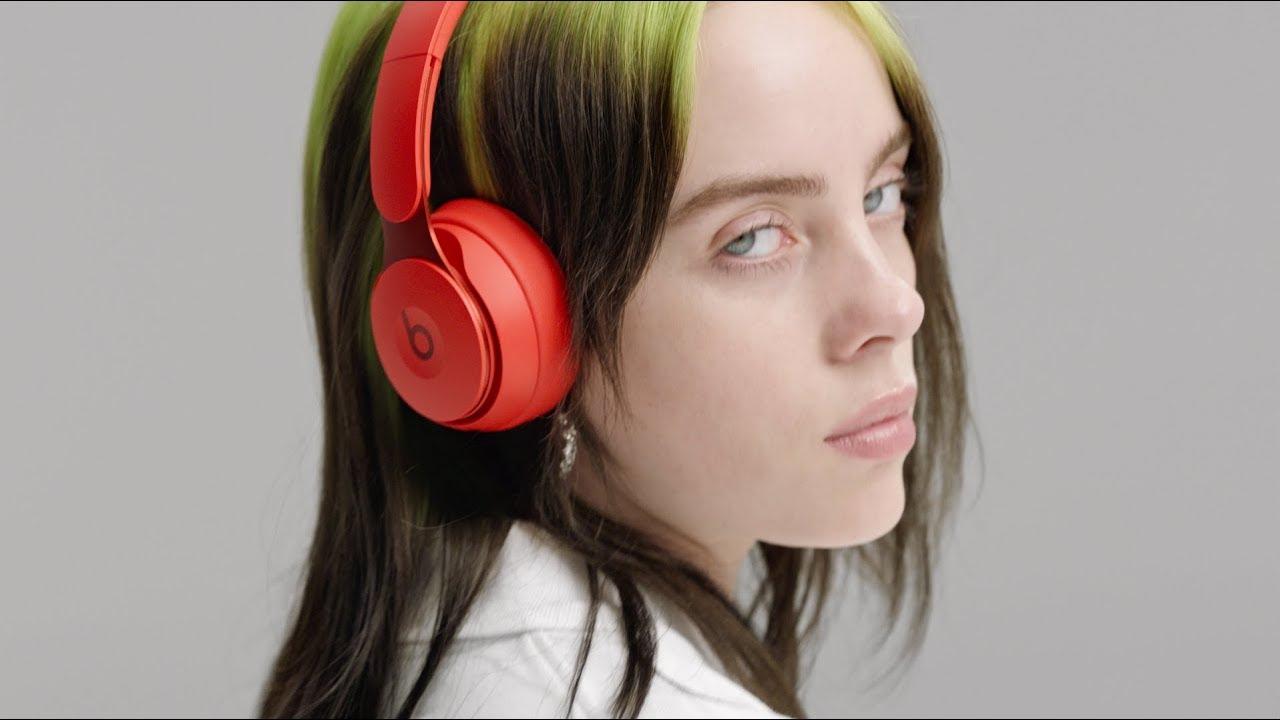 Наушники Beats Solo Pro Wireless Noise Cancelling Headphones (Ivory) MRJ72ZM/A video preview