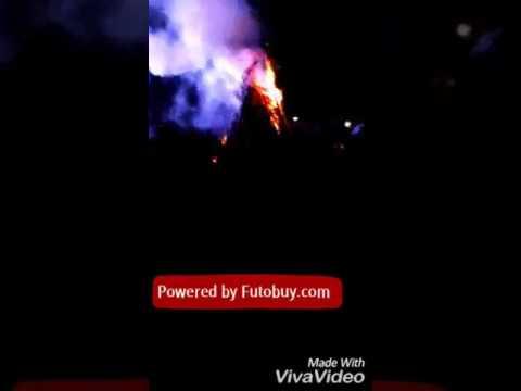 Futo Burn Fire Night Party