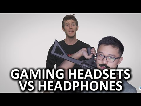 , title : 'Gaming Headsets vs. Headphones As Fast As Possible'