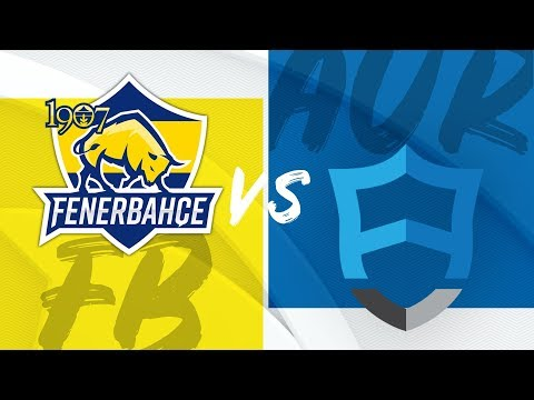 Yarı Final: 1907 Fenerbahçe Espor (FB) vs Team Aurora (AUR) - VFŞL 2020 Kış Mevsimi Finalleri