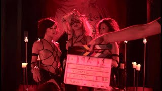 BLOODY MARY MV BEHIND THE SCENES & B ROLL! | LADY GAGA