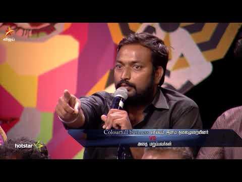 Neeya Naana - 28th August 2016   Promo 7 - смотреть онлайн