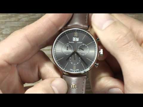 HOW TO: Handle the Maurice Lacroix Eliros Chronographe 2015
