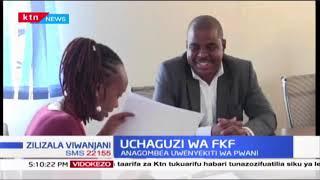Wagombeaji wa FKF wawasilisha stakabadhi zao | #ZILIZALAVIWANJANI