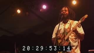 Black Cat - Ziggy Marley live at Summer Sonic Festival, Tokyo  (2011)