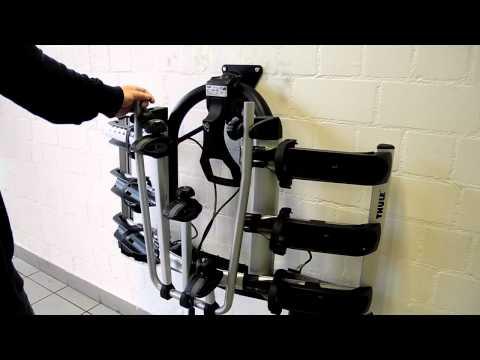 Anhänger Kugelkopf Wandhalter Diebstahlschutz für diverse Fahrradheckträgersysteme