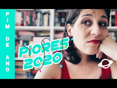 Os PIORES livros de 2020 ? (só dá livro de sereia... ?) | BOOK GALAXY