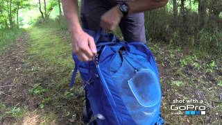 Osprey Xenith 75 / MD Discovery Blue (009.1690) - відео 3