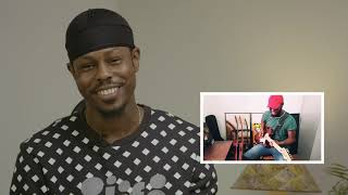 Ladipoe - Know You Cover Reaction Video