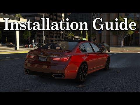 GTA V Mods | Installation Guides | 2017 BMW M760Li - смотреть онлайн