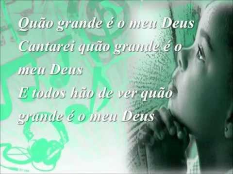 Grande É o Meu Deus – Soraya Moraes