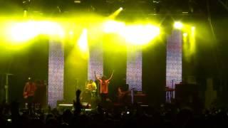 The Charlatans (Live @ Primavera Sound 2010 - Barcelona) 29-05-2010 HPF