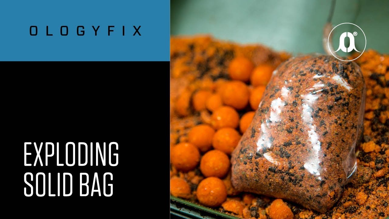 How to make an exploding solid PVA bag mix