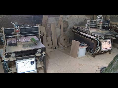Недорогие ЧПУ станки. 3D на чпу хобби класса