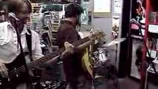 Warm In The Wake - live @ Criminal Records
