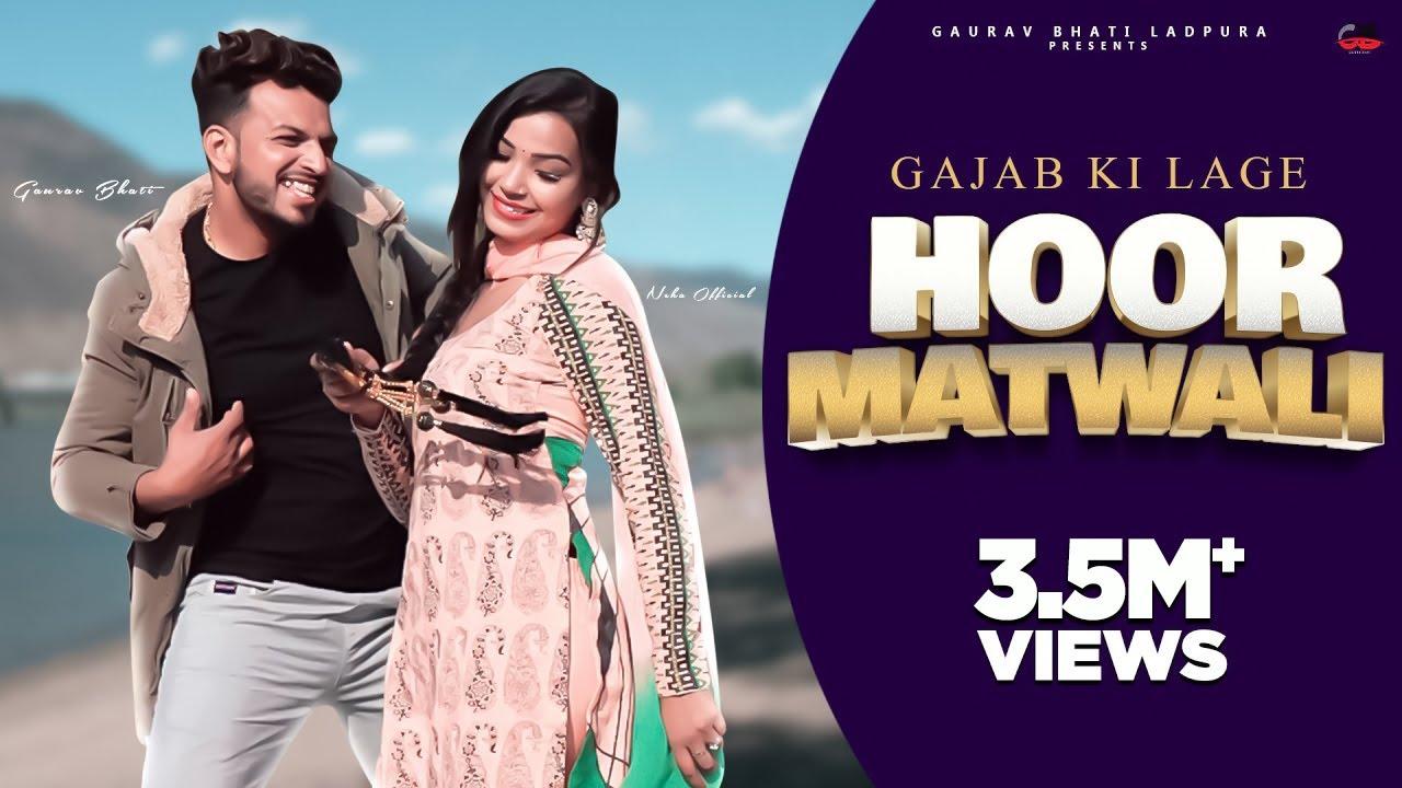 Gajab Ki Lage Hoor Matwali | Gaurav bhati | Neha | New Haryanvi Songs Haryanavi 2021 |Sandeep|Mahesh| Neha and Sandeep Lyrics