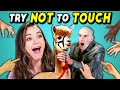 Try Not To Touch Challenge (ft. an Alpaca!)