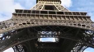Paris August 2018