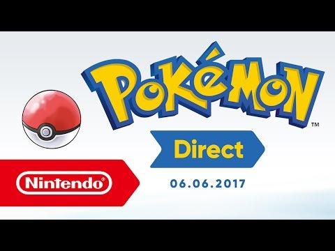 Pokémon Direct – 06.06.2017