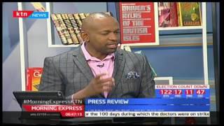 Morning Express: Kibra MP Ken Okoth talks favourite music and hobbies
