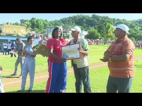 Celebra en Guisa acto municipal por el Día del Deporte, la cultura física y la recreación