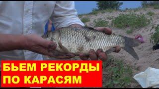 Хитрости рыбалки с берега на нижней волге весной