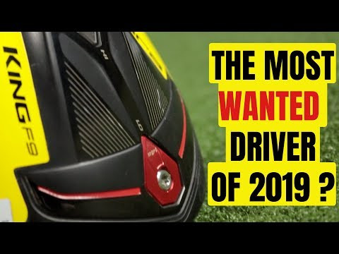 Cobra F9 Speedback Driver Review -THE MOST WANTED DRIVER OF 2019?
