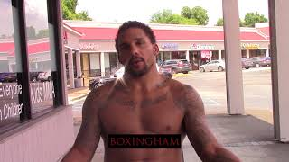 Eryk Anders Talks About The Importance And Significance of KOs In The UFC