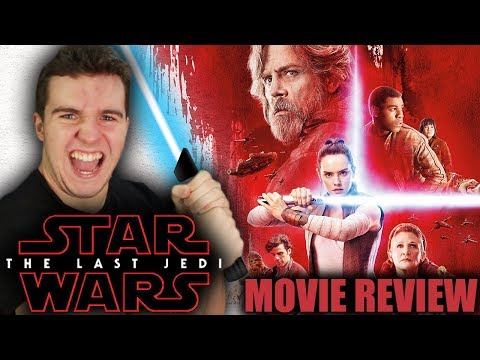 Star Wars: The Last Jedi - Movie Review (NO SPOILERS)