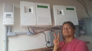 Solar Hack! Two Times the Inverters, Twice the Power, Twice the Fun!