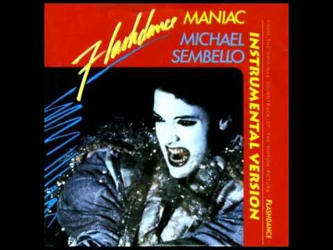 Michael Sembello - Maniac (Instrumental Version)