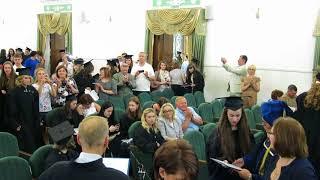 Выпуск бакалавров-социологов в МГЛУ