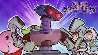 MR R.O.B.OTO CAME TO PLAY! - Super Smash Brothers Ultimate!   Kholo.pk