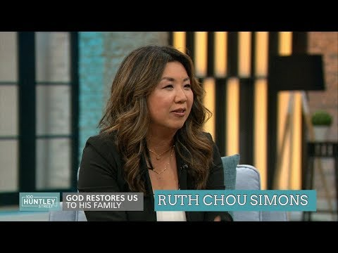 Beholding and Becoming / RUTH CHOU SIMONS - GOD RESTORES US TO HIS FAMILY