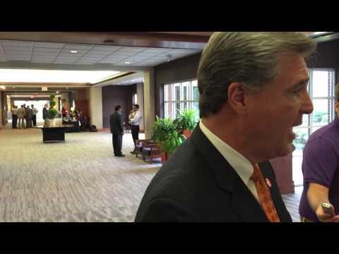 Clemson AD Dan Radakovich discusses new Dabo Swinney contract