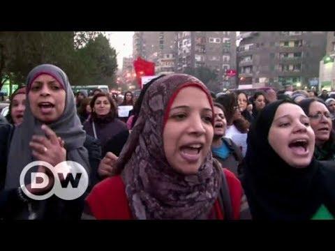 Kurze Geschichte der arabischen Frauenbewegung | DW Deutsch