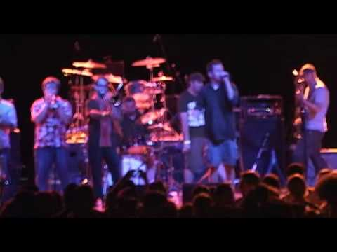 Bail Song - Two Tone Lizard Kings Live at the Marquee Theater