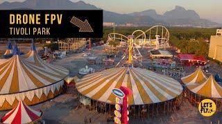 DRONE FPV - Tivoli Park - Rio de Janeiro