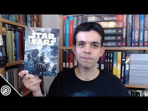 Star Wars Battlefront Companhia do Crepúsculo - RESENHA - Leitura #112