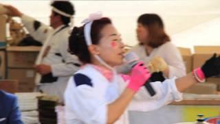 15 05 02 산청한방약초축제 테마예술단 깡통과 고하자의 품바나라 고하자품바님공연 01 열두줄 가야금