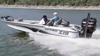 2018 NITRO® Z19 Bass Boat w/ Z-PRO Package
