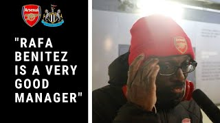"""Ty: """"Rafa Benitez is a very good manager"""""""
