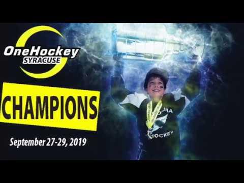 OneHockey Syracuse CHAMPIONS September 2019